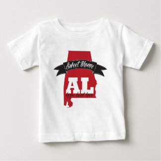 Sweet Home Alabama - Support Baby T-Shirt