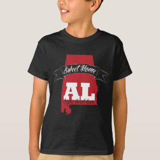 Sweet Home Alabama - Support T-Shirt
