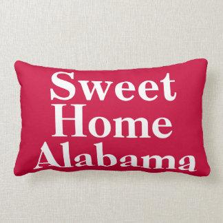 Sweet Home Alabama Throw Pillow
