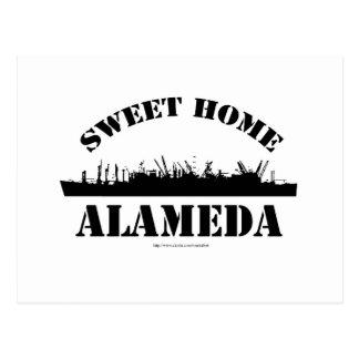 Sweet Home Alameda! Postcard