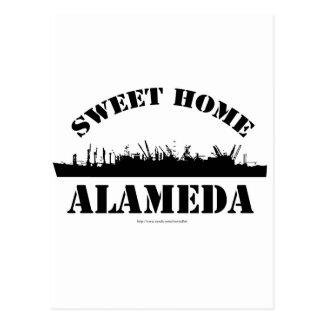 Sweet Home Alameda Postcard