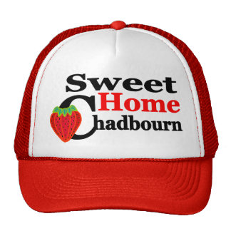Sweet Home Chadbourn Cap Trucker Hat