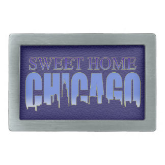 Sweet Home Chicago Belt Buckle