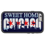 Sweet Home Chicago Flag Skyline Tough Xtreme iPhone 6 Case