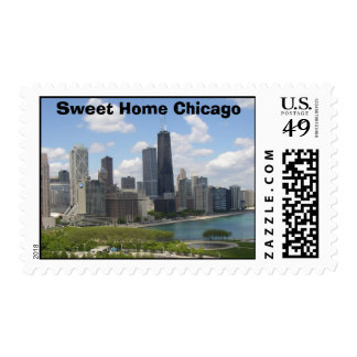 Sweet Home Chicago, Sweet Home Chicago Stamps