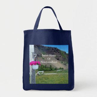 Sweet Home Of Newfoundland Bag