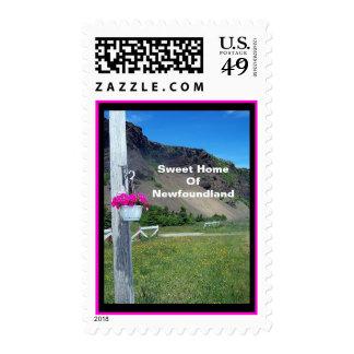 Sweet Home Of Newfoundland Stamp