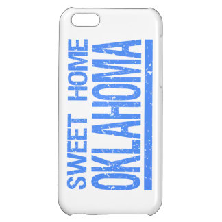 Sweet Home Oklahoma iPhone 5C Cover