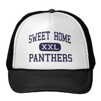 Sweet Home - Panthers - High - Amherst New York Trucker Hat