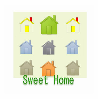 Sweet Home - Real Estate Business Promotion Statuette