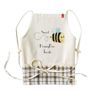 Sweet HoneyBee Treats Cooking Apron