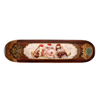 Sweet - Ice Cream - Banana split Skate Board Decks