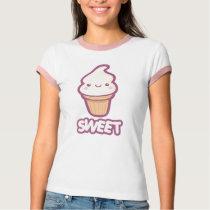 Sweet Ice Cream Cone T-Shirt