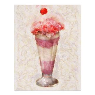 Sweet - Ice Cream - Ice Cream Float Flyer