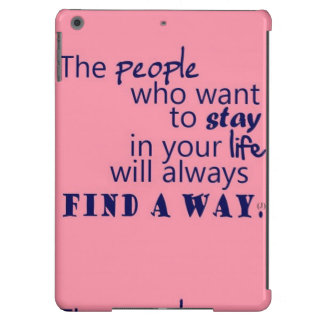 sweet Images iPad Air Cover