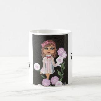 Sweet, &, Innocent, Mostly... Quantum Cutie Girl Coffee Mug