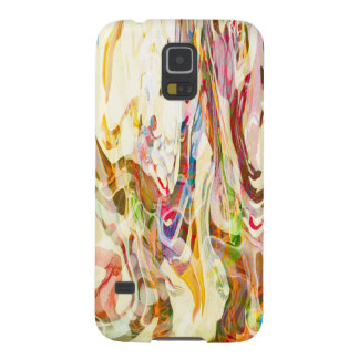 Sweet Intrigue Abstract Art Galaxy S5 Cover