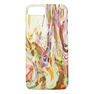 Sweet Intrigue Abstract Art iPhone 7 Case