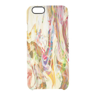 Sweet Intrigue Abstract Clear iPhone 6/6S Case
