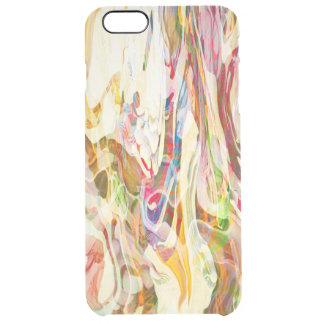 Sweet Intrigue Abstract Clear iPhone 6 Plus Case