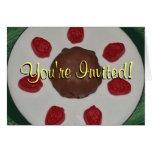 Sweet Invitation Card