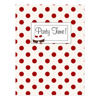 Sweet Invitations By Sugary Chic Paperie Postcard