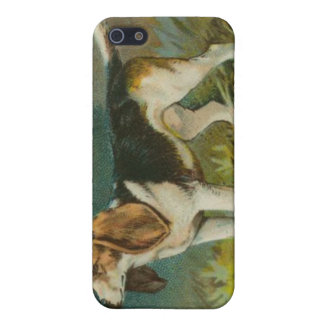 Sweet IPhone Cases With Neat Beagle Print