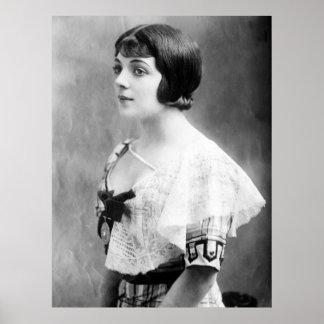 Sweet Irene 1920s Print