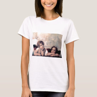 Sweet Italian Angels Renaissance Masterpiece T-Shirt