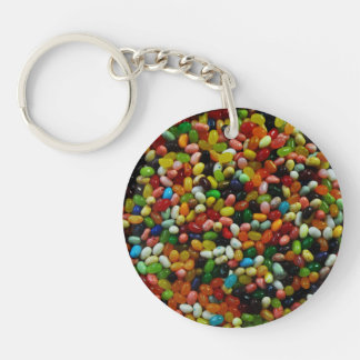 Sweet Jelly Beans Keychain