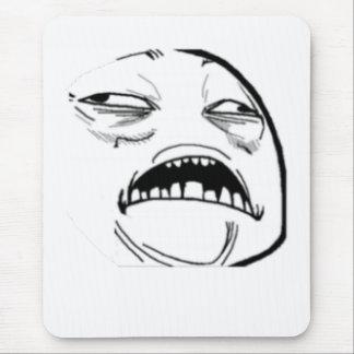 Sweet Jesus Comic Meme Mouse Pad