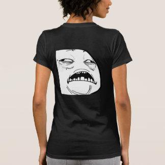 Sweet Jesus Meme - Design Ladies Petite Dark T-shirts