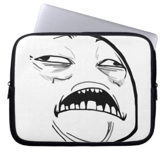 Sweet Jesus Meme - Laptop Sleeve