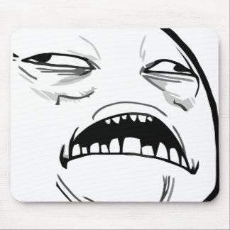 Sweet Jesus Meme - Mousepad