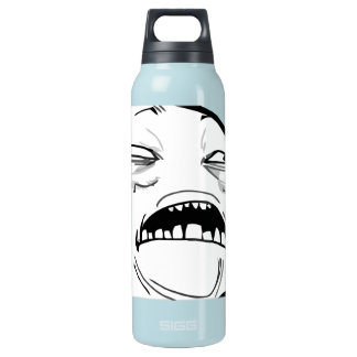 Sweet Jesus Meme - 16 Oz Insulated SIGG Thermos Water Bottle