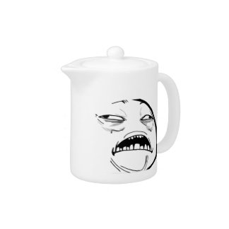 Sweet Jesus Meme - Tea Pot