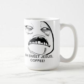Sweet Jesus mug