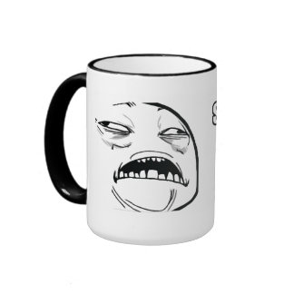 Sweet Jesus That's Good Coffee Ringer Coffee Mug