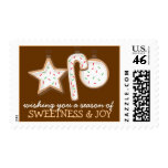 Sweet Joy Cookie Ornament Holiday Postage