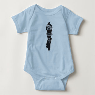 Sweet Justice Baby Shirt (blue)