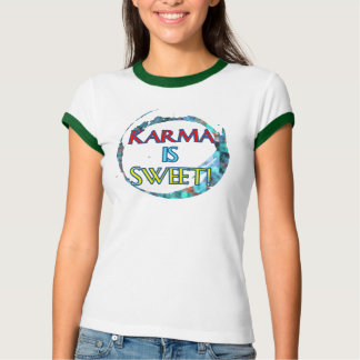 sweet karma t-shirt