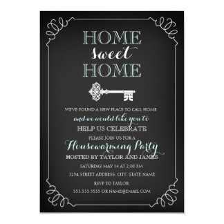 Rustic Housewarming Invitations & Announcements | Zazzle