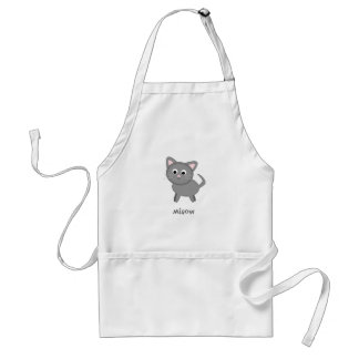 Sweet Kitten Adult Apron