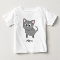 Sweet Kitten Baby T-Shirt