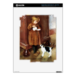 Sweet Kitten iPad 3 Skins