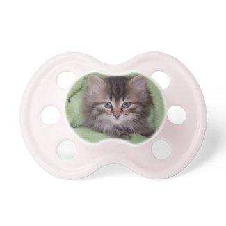 Sweet Kitten Pacifier