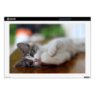 Sweet Kitten Skins For Laptops