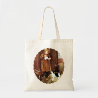 Sweet Kitten Tote Bag