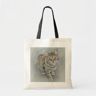 (Sweet Kitty Canvas Bag