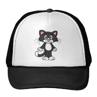 Sweet Kitty Heart Nose Trucker Hat